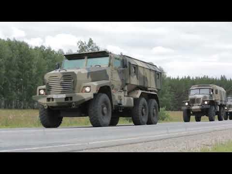 Industrie Russland / UralAZ (Military)