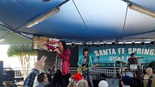 Street fighting man ,The Ultimate Stones Rolling Stones tribute band at Santa Fe Springs  12/13/2014
