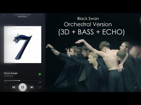 Black Swan - Orchestral Version (3D+ BASS+ECHO)