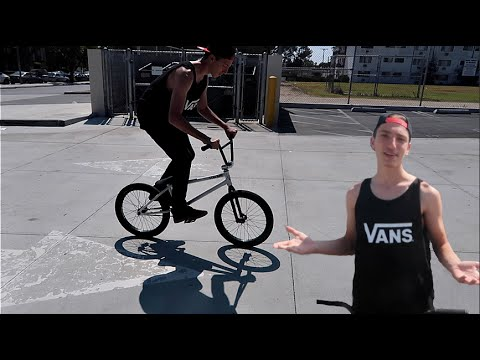 5 Easy Bmx Tricks For Beginners!