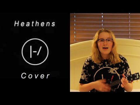 Heathens by twenty one pilots - Cover by Abby Rose (Chords In Description)