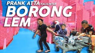 Buat Prank Mobil Atta Halilintar Rusuh Borong Bahan Slime #prankgenhalilintar