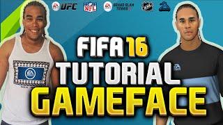 TUTORIAL GAMEFACE - (FIFA/UFC/NHL/NFL/NCAA/TENNIS/PGA)