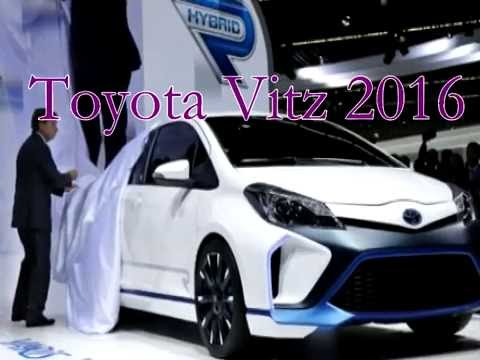 Automobile Toyota Vitz 2016 Fist Look Nice And Stylish Car By Cars Technology You