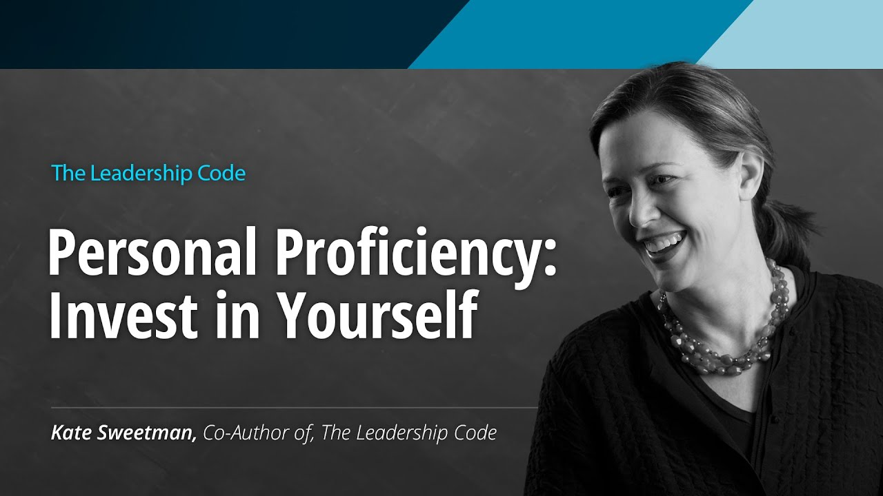 the leadership code invest in yourself the leadership code invest in yourself
