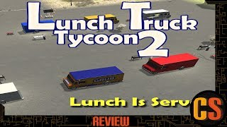 LUNCH TRUCK TYCOON 2 - PS4 REVIEW