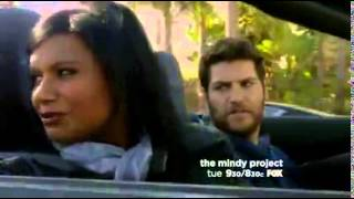 The Mindy Project Season 2 Episode 13 - L A  -Promo