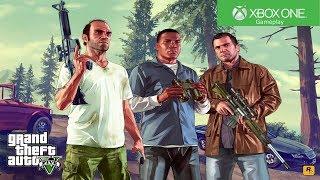 Grand Theft Auto V - Xḃox One Gameplay [4K]