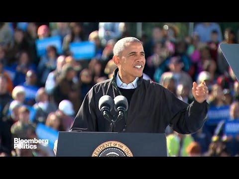 Obama on Trump as a Populist: 'C'mon, Man!'