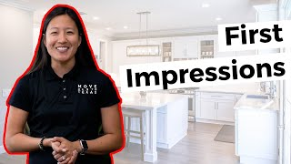Home Sale Tips: First Impressions are Key! #movemetotx