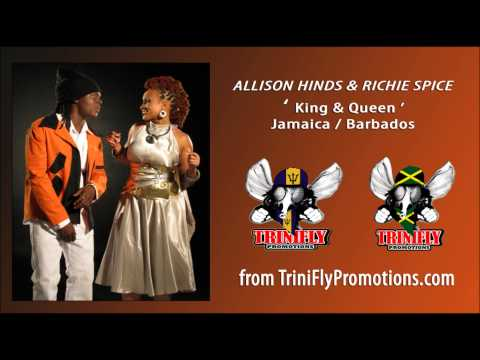 Richie spice alison hinds king queen lyrics