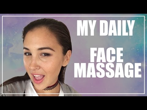 Daily Face Massage for Glowing Skin