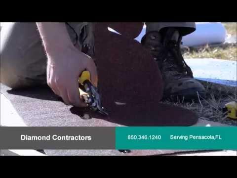 Diamond Contractors - Roofing Contractor in Pensacola,FL