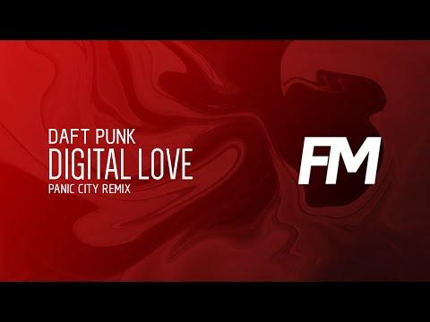 Daft Punk  Digital Love Panic City Remix