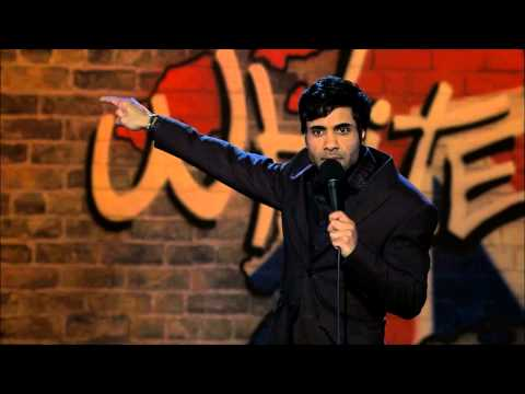 Paul Chowdhry - Bus Lane Danger - What's Happening White People!
