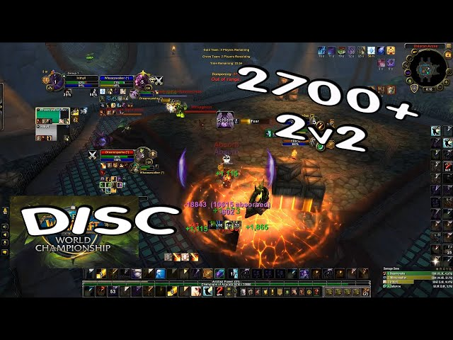discipline priest guide video, discipline priest guide clip