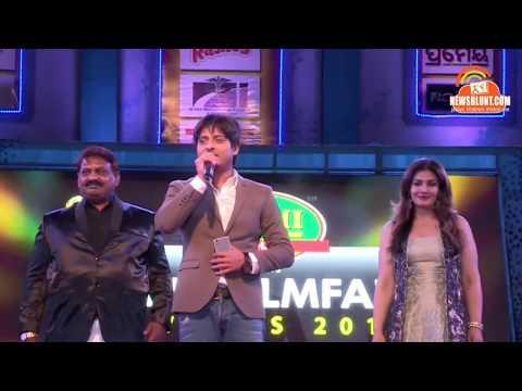 Babusan wins Best Actor award in 8th odia  film fare award 2017