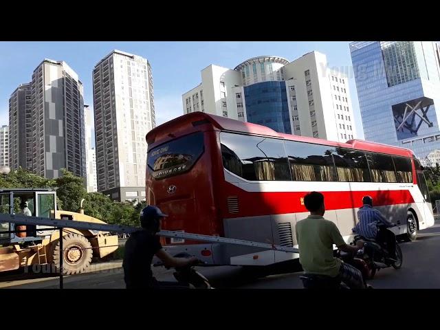 Hanoi Street Landscape 2017 - Đường phố Hà Nội 2017