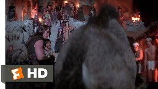 Conan the Barbarian (4/9) Movie CLIP - Knocking Out a Camel (1982) HD