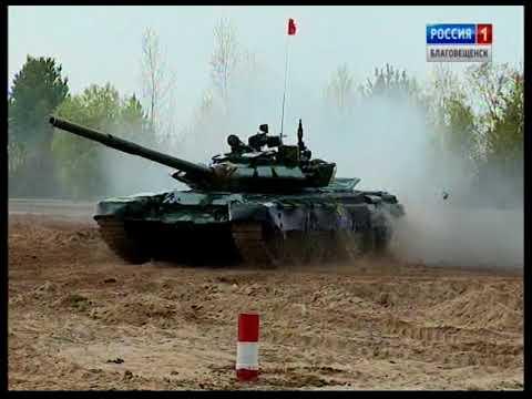 """Репортаж """"Всеармейские игры"""""""
