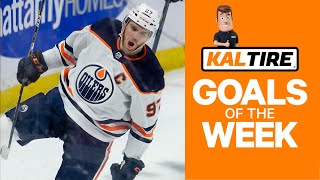 NHL Goals Of The Week: Marchand's Sweet Toe Drag & McDavid Just Being McDavid