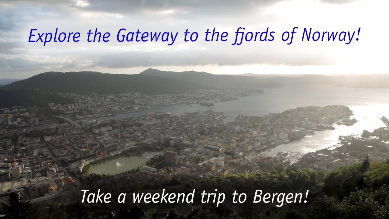 Thumbnail: Weekend trip to Bergen, Norway
