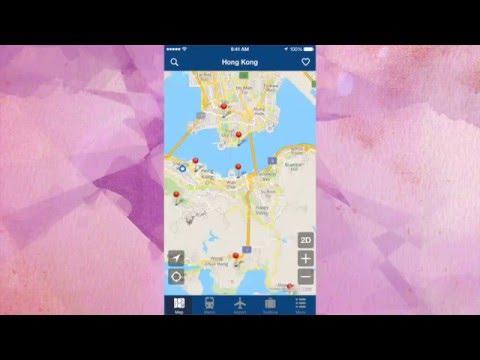 Hong Kong Offline Map App