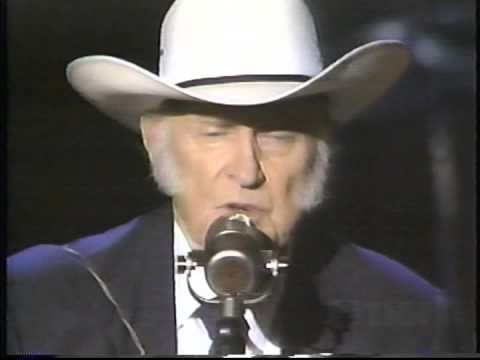 Bill Monroe Tribute on the Grand Ole Opry