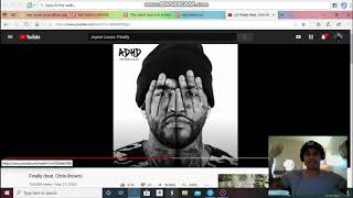 Joyner Lucas- Finally ft. Chris Brown (Reaction)...LOVE EVERYTHING ABOUT THIS TRACK!