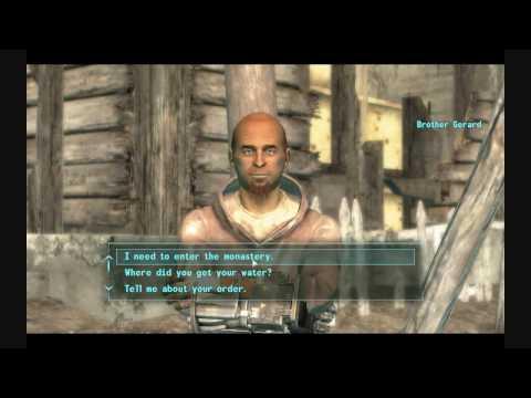 Fallout 3 Broken Steel - Holy Water