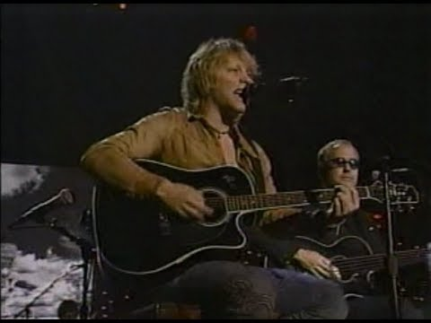 Bon Jovi - The Distance (Yokohama 2003)