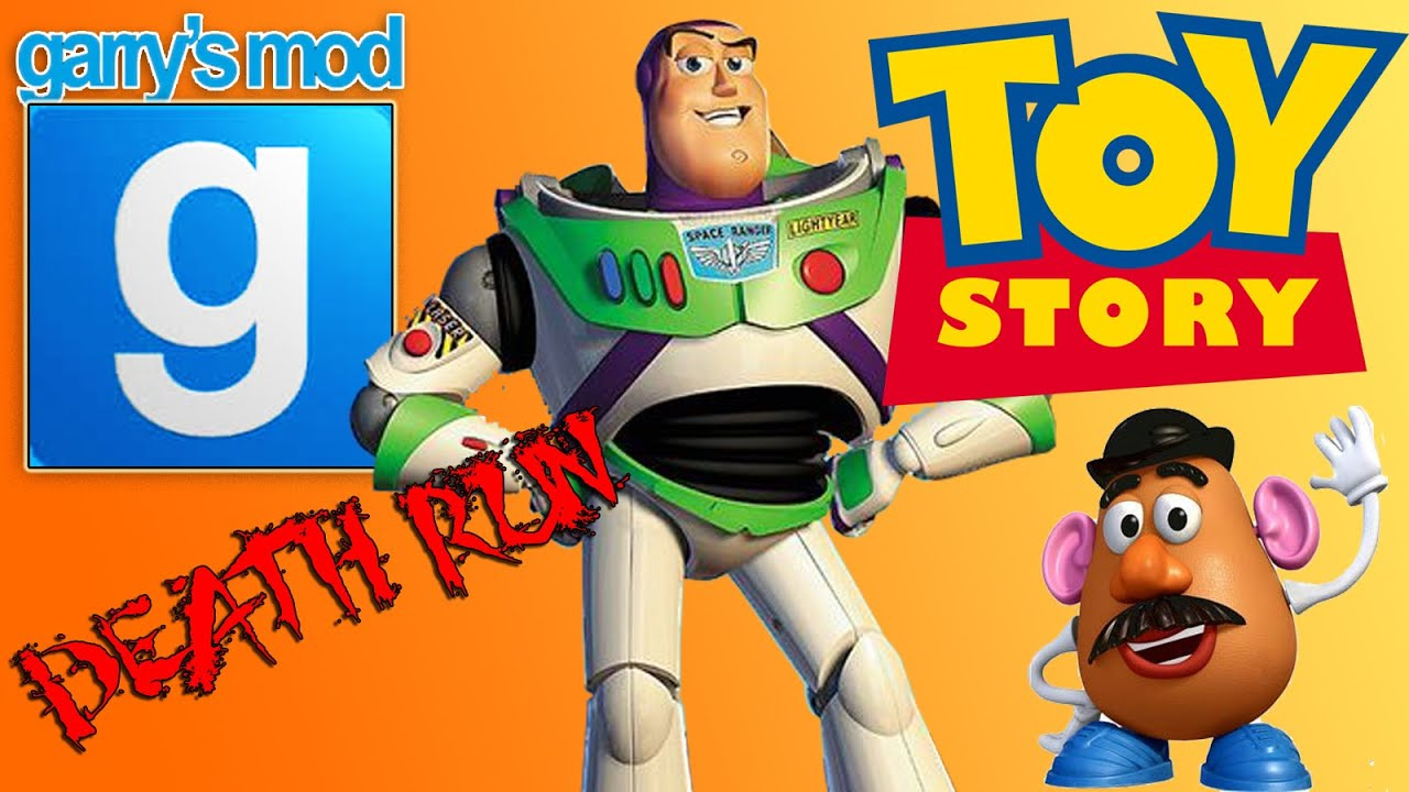 Toy Story Money Money Money : Gmod death run toy story edition deadly money