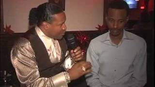The Kevin T. Robertson Show interviews Tevin Campbell