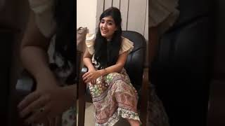 Beautiful Girl Singing Best WhatsApp Status Umeed E SaHiR Urdu Poetry