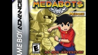 Let's Play the Medabots Metabee Version Episode 1