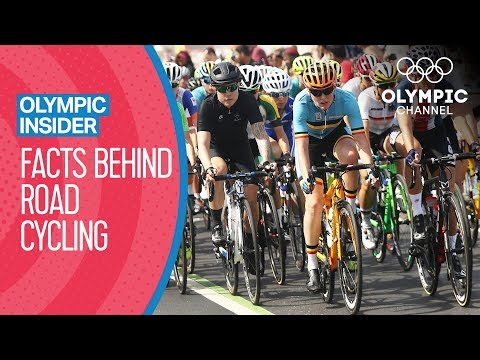The Facts Behind Road Cycling | Olympic Insider