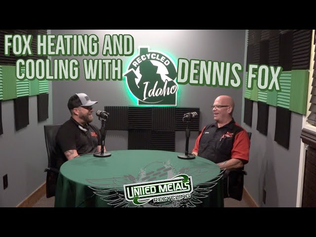 Dennis Fox of Fox Heating and Cooling