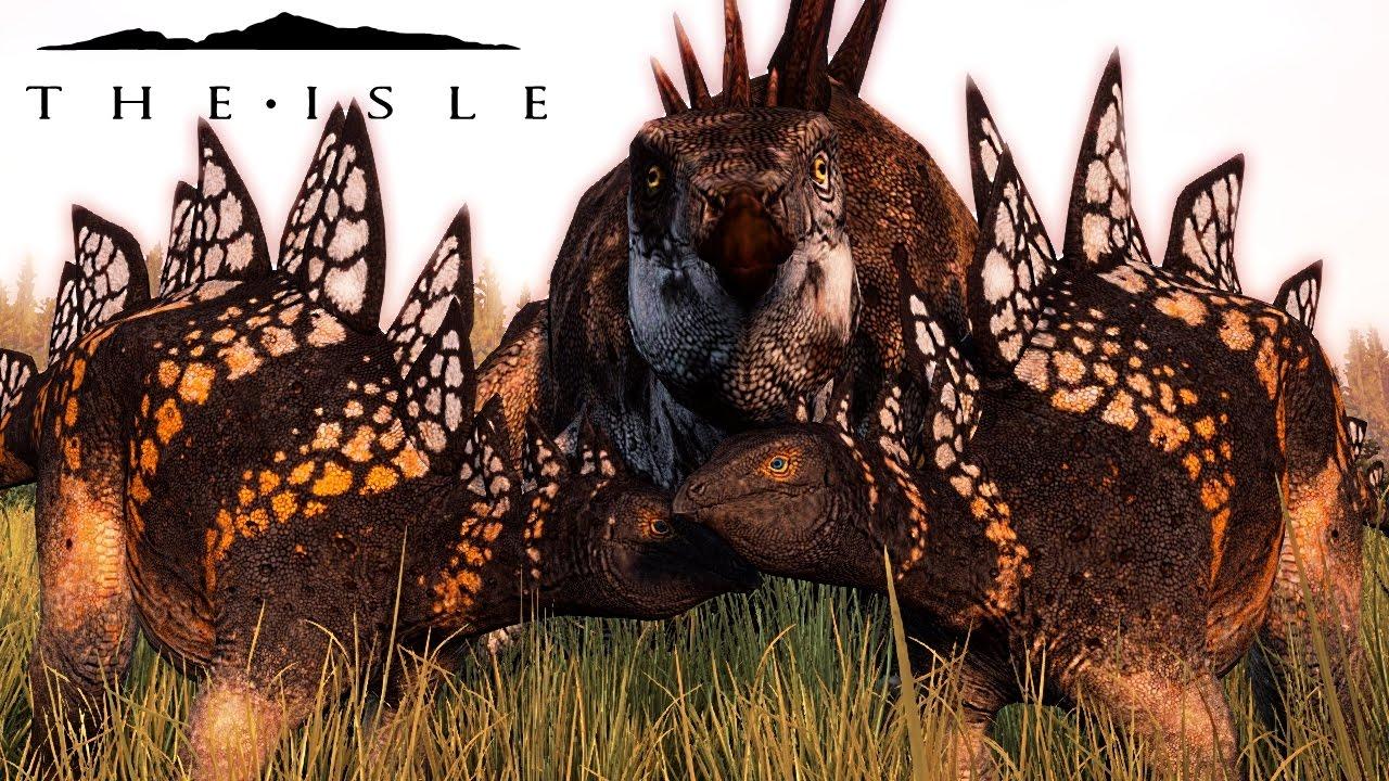 Isle Dinosaurs Deviantart
