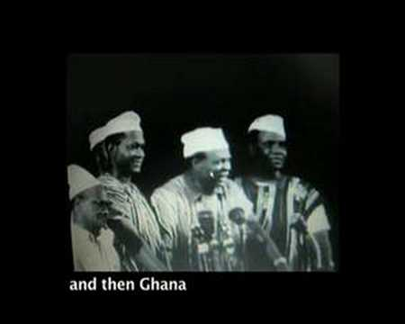 Tribute to Ghana's 50 years of Independence