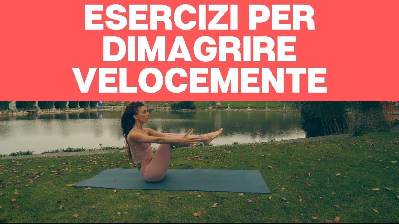 video yoga per dimagrire classe 3