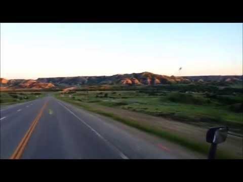 Theodore Roosevelt Expressway, North Dakota