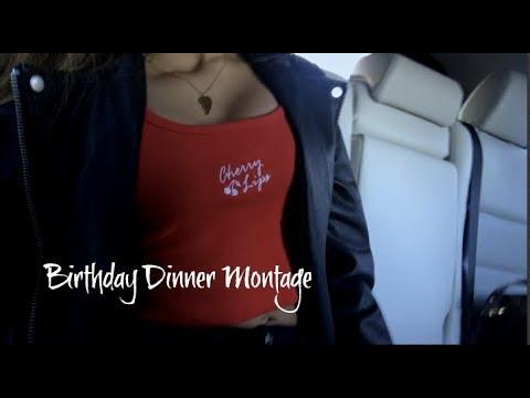 Download BIRTHDAY DINNER | | SAMANTHA LUZ