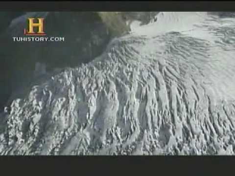 La historia de la tierra 20 Era de Hielo Glacial ...