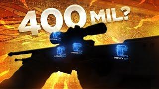 COLECIONADOR CHINÊS CRIA AWP DE R$400.000 no CS:GO! (maior loucura da história)