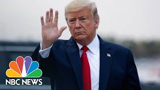 President Donald Trump Hails Weinstein Verdicts As A 'Great Victory' For Women | NBC News