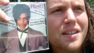 MY ALBUM REVIEW : PRINCE CONTROVERSY ALBUM VIDEO