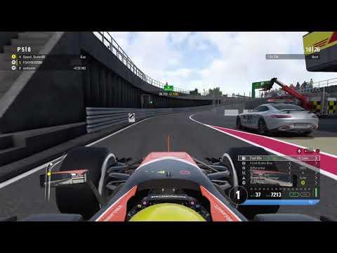 F1 Invictus League - Britain