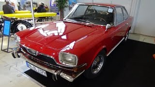 1966-1968 - Glas 2600 V8 - Veterama Mannheim 2015