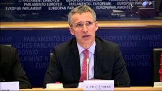 NATO Secretary General at the European Parliament, 30 MAR 2015