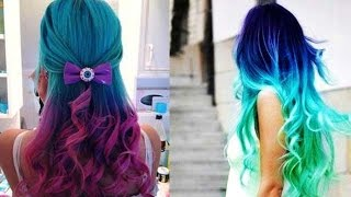 Best Boldest Amazing Hair Transformations of the Year 2016 #2